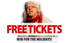 Enter to win FREE Tickets.