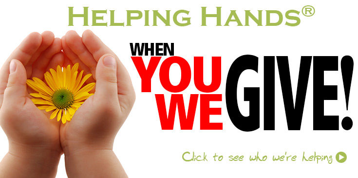 Charity, Helping Hands, Giving