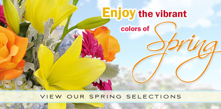 View our floral selections