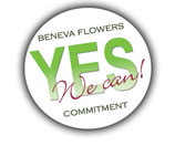 "Beneva Flowers ""Yes We Can!"" Commitment"